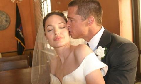 Анджелина Джоли о предстоящей свадьбе с Бредом Питтом
