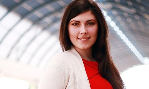 Феличия Тофан - главный редактор Modern-Woman.md