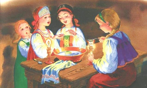 Гадание на замужество или гадания на Святого Андрея