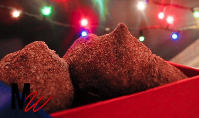Новогоднее печенье Чудо