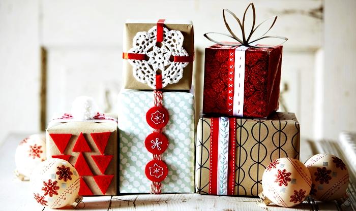 Экономные подарки на Новый Год