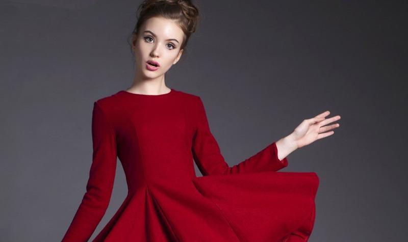 Новый Год в красном 5 причин надеть цвет страсти