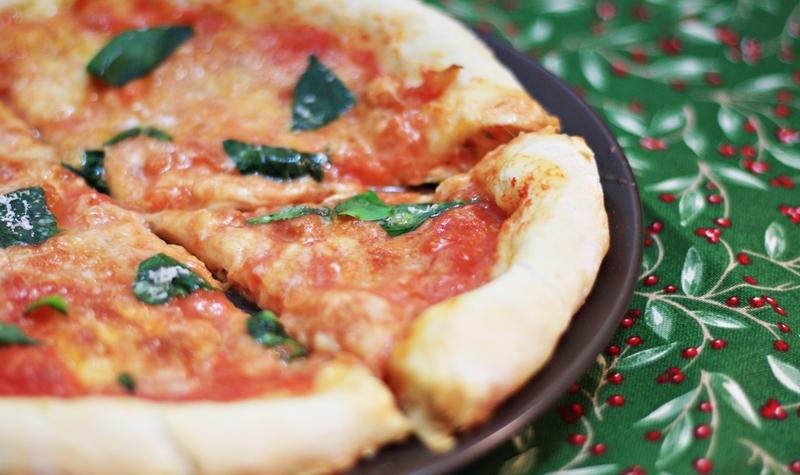 Классическая пицца Маргарита, рецепт с фото пошагово